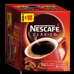 Café soluble Nescafé...