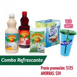 Combo Refrescante Proalmex
